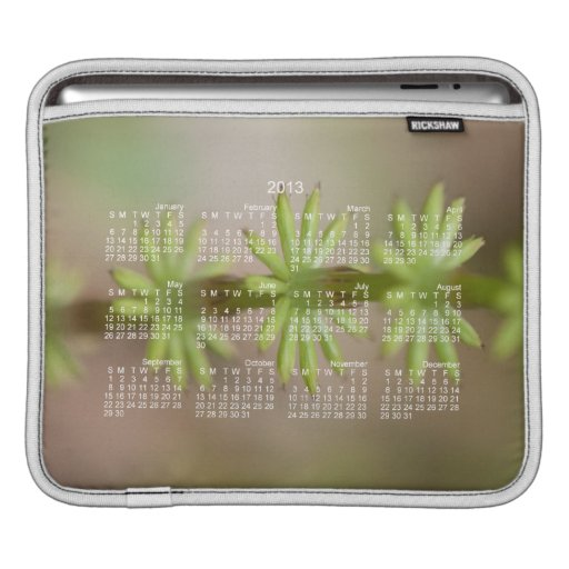 AFF Alaskan Forest Foliage Sleeve For iPads