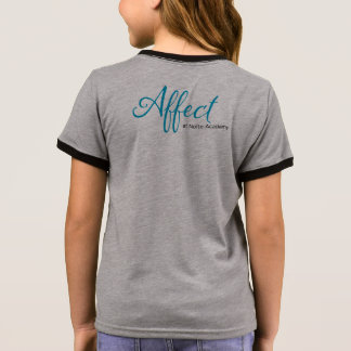 """Affect Kids """"Work"""" Tee"""