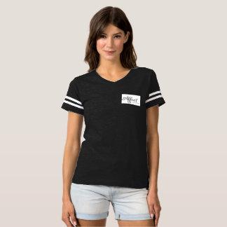 Affect Mom Football Tee2 T-shirt