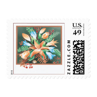Affectionately Yours © Postage Stamp