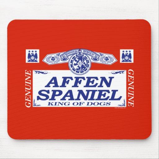 Affen Spaniel Mouse Pad