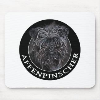 Affenpinscher 002 mousepads