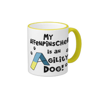 Affenpinscher Agility Dog Mug