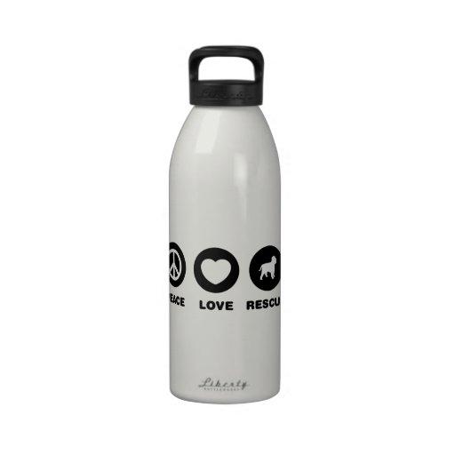 Affenpinscher Botella De Beber