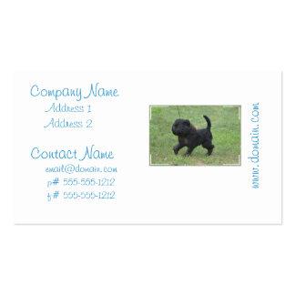 Affenpinscher Business Cards