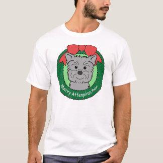 Affenpinscher Christmas T-Shirt