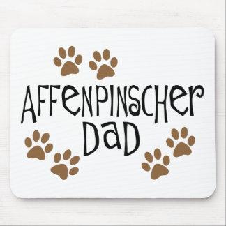 Affenpinscher Dad Mouse Pad