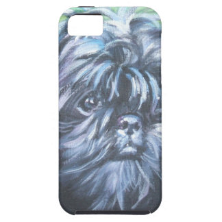 Affenpinscher dog portrait Iphone Case