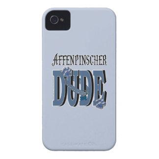 Affenpinscher DUDE iPhone 4 Case-Mate Cases