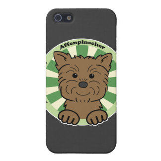 Affenpinscher iPhone 5 Funda