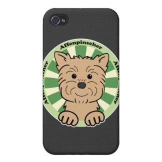 Affenpinscher iPhone 4/4S Fundas