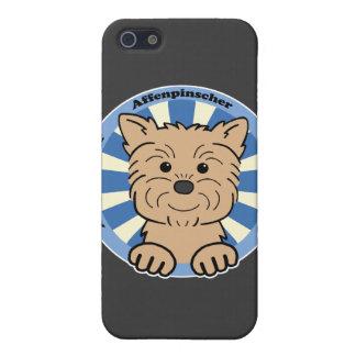 Affenpinscher iPhone 5 Coberturas