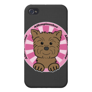 Affenpinscher iPhone 4/4S Funda