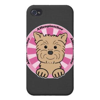 Affenpinscher iPhone 4 Protectores