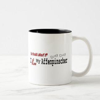 Affenpinscher (I Love) Mug
