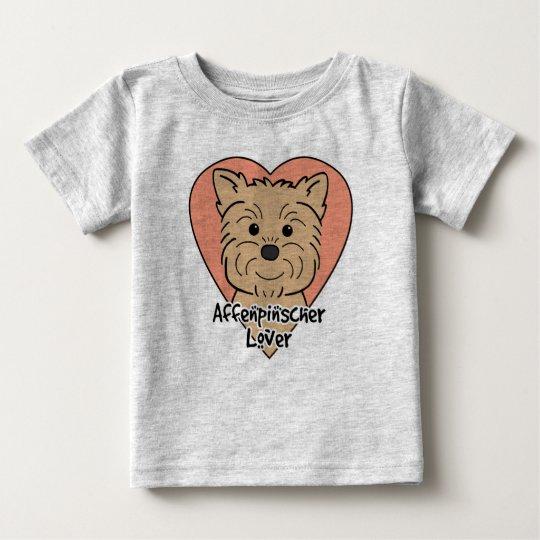 Affenpinscher Lover Baby T-Shirt