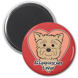 Affenpinscher Lover Magnet