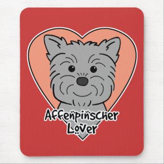 Affenpinscher Lover Mouse Pad