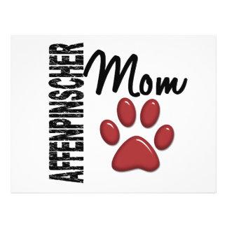 Affenpinscher Mom 2 Custom Flyer