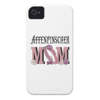 Affenpinscher MOM iPhone 4 Case