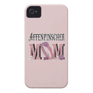 Affenpinscher MOM iPhone 4 Cover