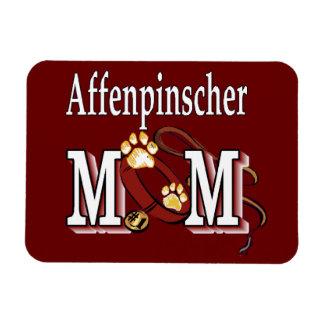 Affenpinscher Mom Gifts Magnet
