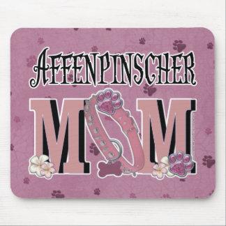 Affenpinscher MOM Mouse Pad