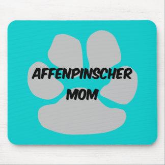 affenpinscher mouse pad