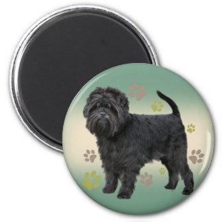Affenpinscher Paw Prints Products Magnet