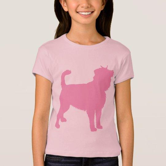Affenpinscher (pink) T-Shirt