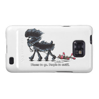 Affenpinscher Places to Go Galaxy S2 Cover