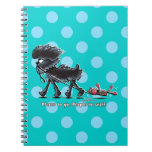 Affenpinscher Places to Go Note Book