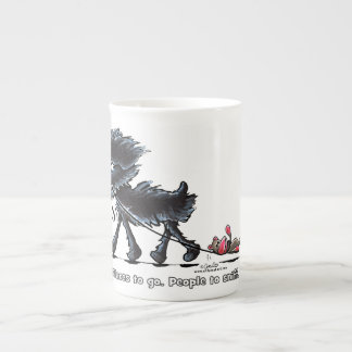 Affenpinscher Places to Go Tea Cup