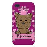 Affenpinscher Princess iPhone 4/4S Case