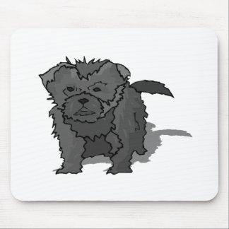 Affenpinscher Puppy Mouse Pad