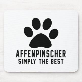 Affenpinscher Simply the best Mousepad