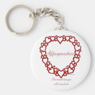 Affenpinscher True Love - Keychain