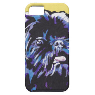 Affenpinsher Pop Dog Art iPhone SE/5/5s Case