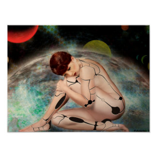 Affiche Cyborg Poster