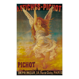 Affiches-Pichot Promotional Poster