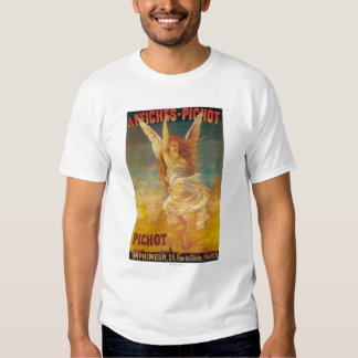 Affiches-Pichot Promotional Poster T Shirt