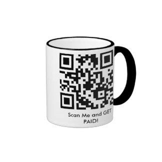 Affiliate QR Code Mug