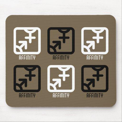 Affinity : Both Mousepad