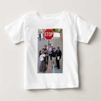 Affinity Group Collateral Damage Baby T-Shirt