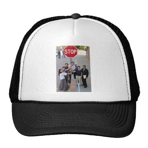 Affinity Group Collateral Damage Hats