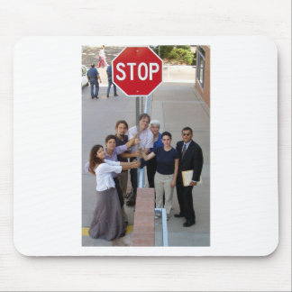 Affinity Group Collateral Damage Mouse Pad