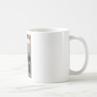 Affinity Group Collateral Damage Classic White Coffee Mug