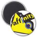 AFFINITY REFRIGERATOR MAGNETS