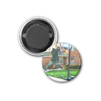 affirmation 10 07 1 inch round magnet
