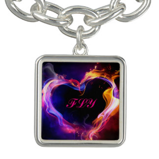 Affirmation Charm - The CODE Jewelry Designs